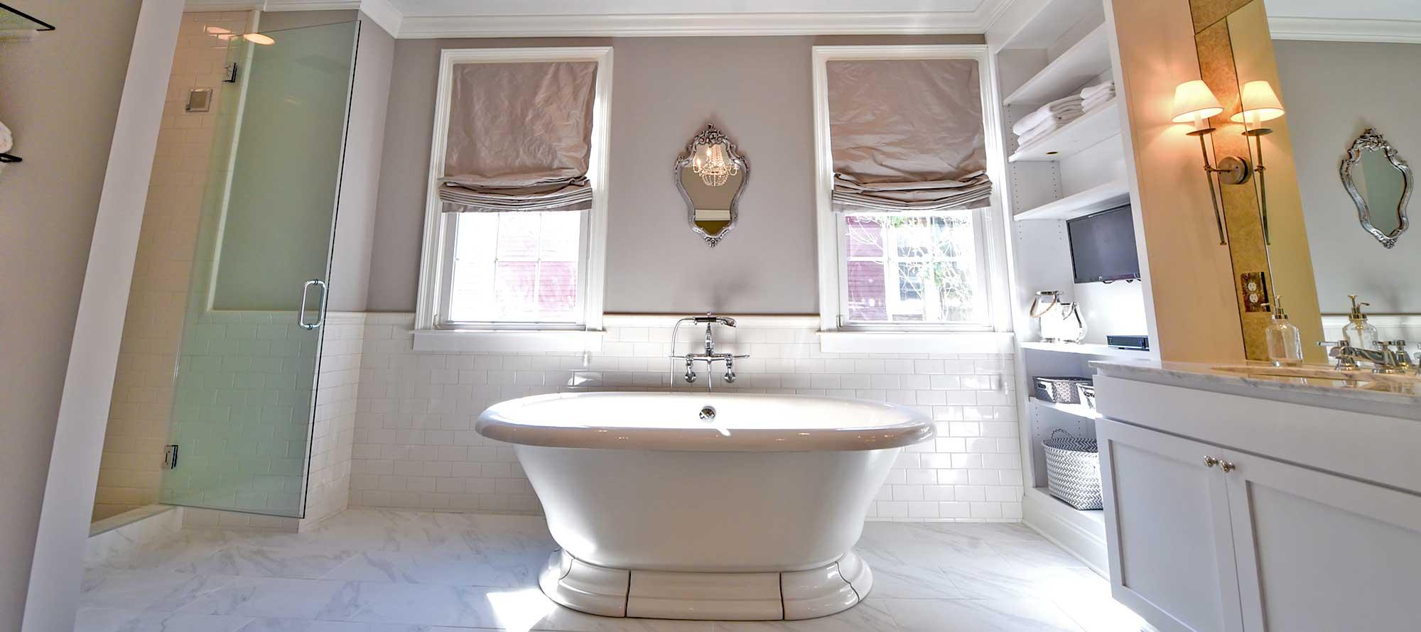 Tyson Construction Bathroom Restorations