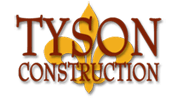 Tyson Construction Mobile Retina Logo
