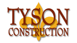 Tyson Construction Retina Logo