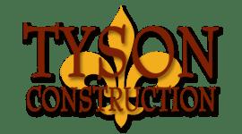 Tyson Construction Retina Logo
