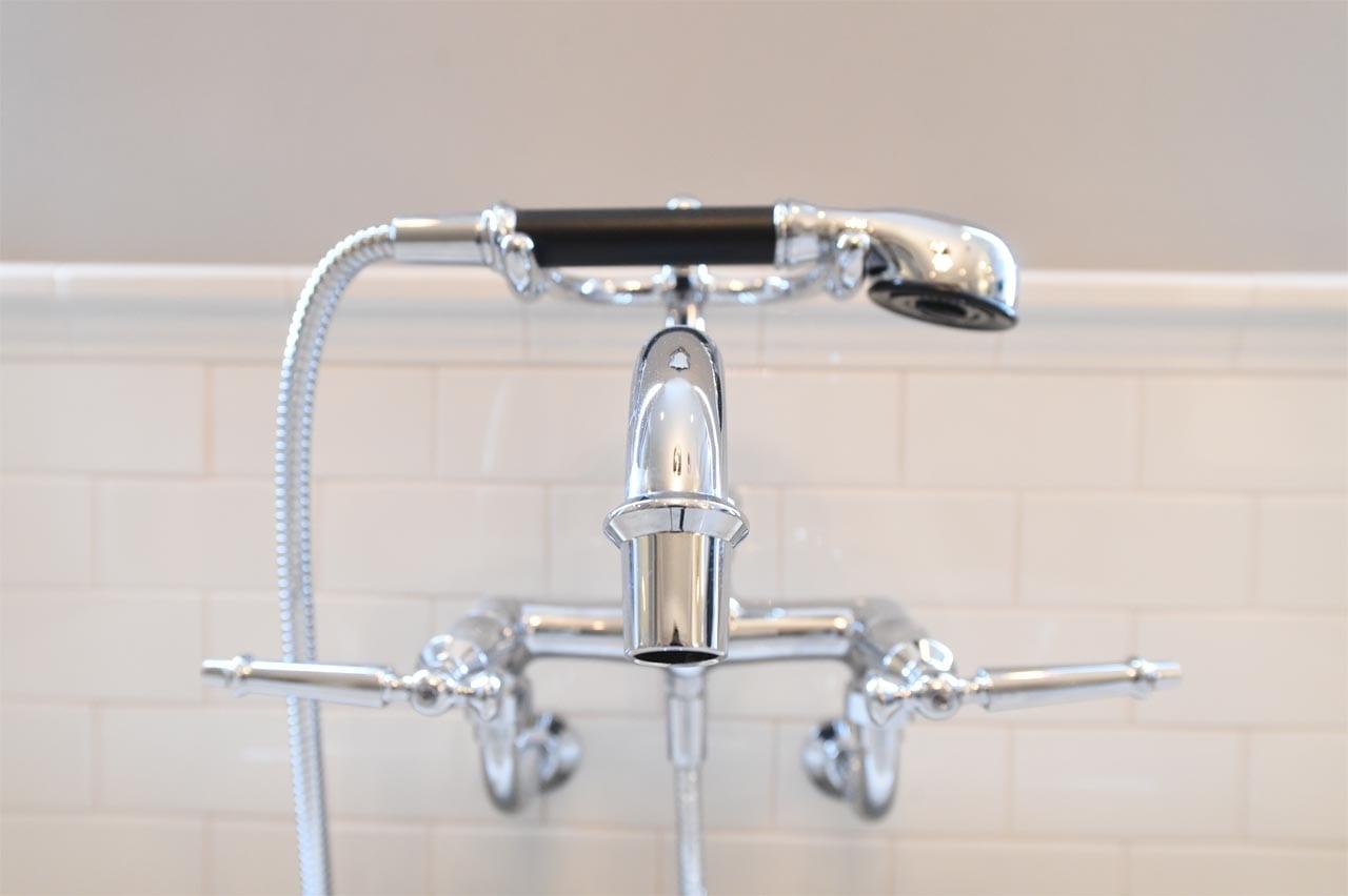 Bathtub Shower Fixture