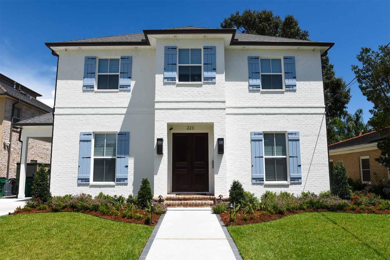 custom residential homes