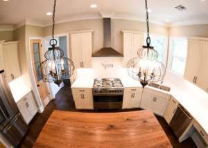Custom Kitchen Counters