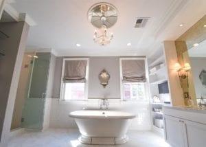 Custom Bathroom, Bathrooms