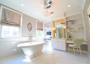 Bathroom with vanity, Bathrooms