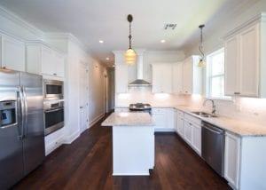 Tyson Construction White Kitchen