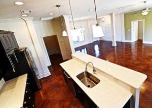 Cement Kitchen Floor