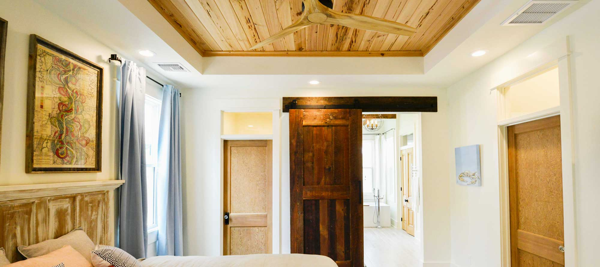 Bath and Bedroom Renovations