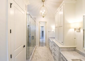 marble Bathroom, Bathrooms