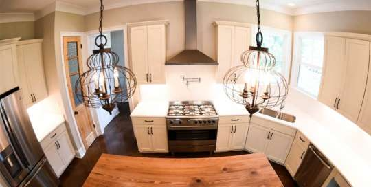 Custom Kitchen Counters, Complete Partial Renovations