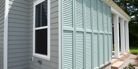 hurricane shutters, Complete Partial Renovations